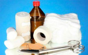 лечение подмышечного гидраденита